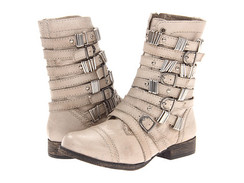 Steve Madden Tyrantt Taupe Boots