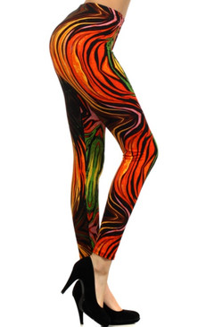 Cosmic Swirl Leggings