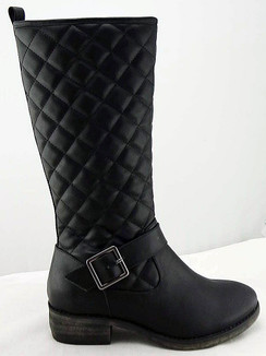 C Label Cathy Quilted Boots