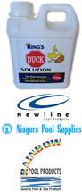 Ducks off Liquid Solution