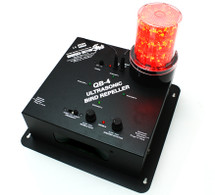 Super QuadBlaster QB-4 - Ultrasonic Bird Repeller