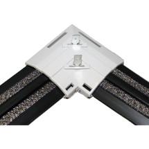 Electric Jolt Track Corner Snug Fit