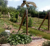 Protect your gardens, crops or vineyards. Install up high for maximum impact.