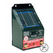 Solar Powered Jolt Track Charger
