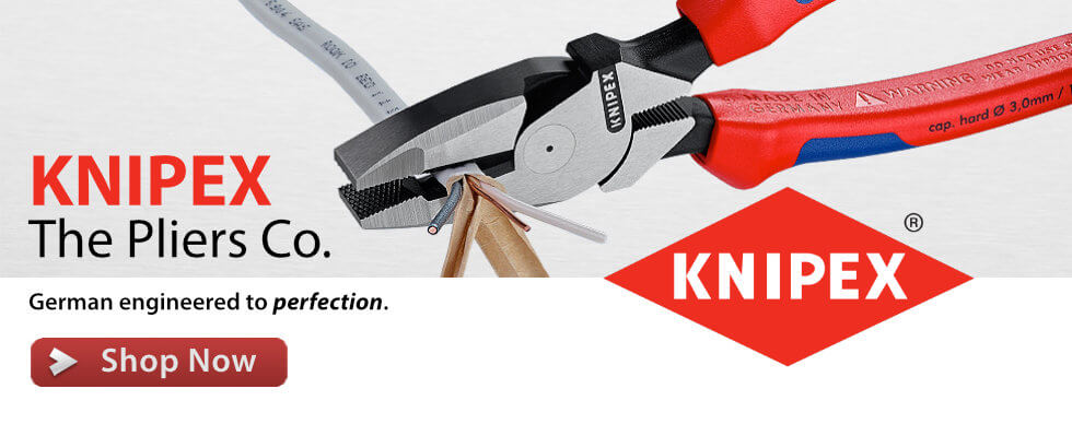 Knipex Pliers for sale at JB Tool Sales.