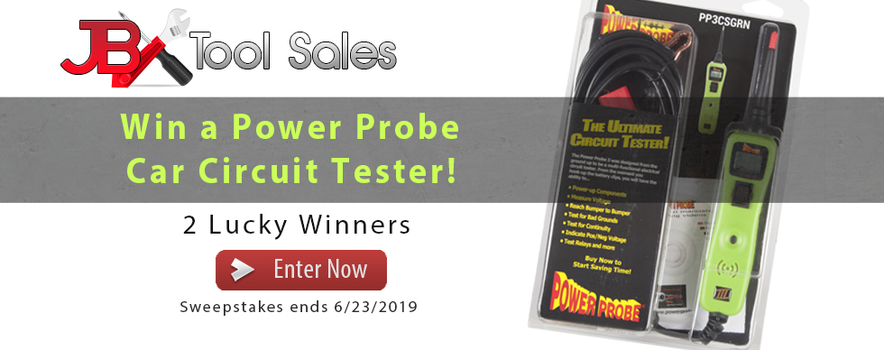 Power Probe Giveaway