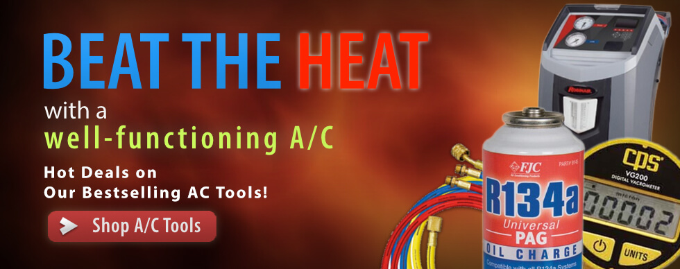 Our Bestselling Air Conditioning Tools