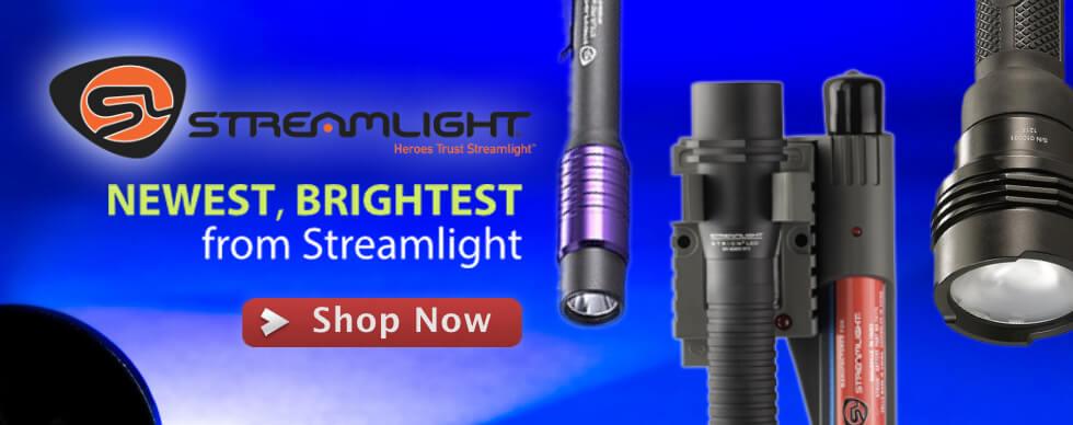 Streamlights Newest Flashlights!