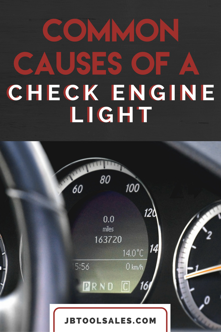 Common Causes Of Check Engine Light