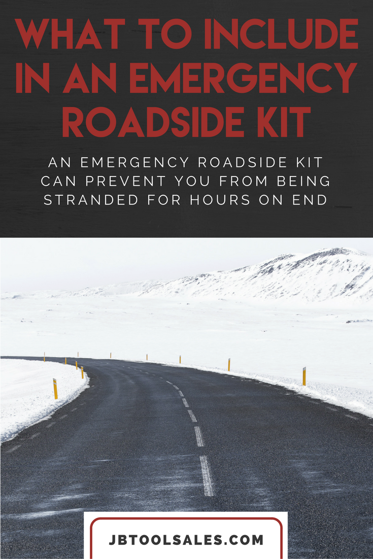 Jb Auto Sales >> What to Include in an Emergency Roadside Kit - JB Tool ...