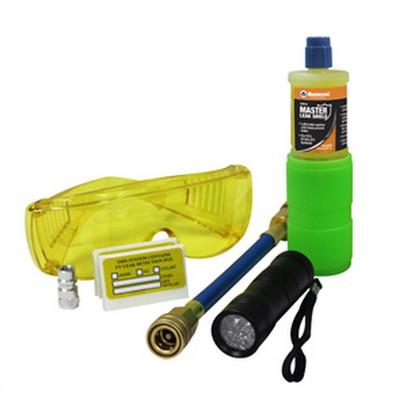 Mastercool 53592 Ac Leak Preventative 12 Led Uv Flashlight Kit