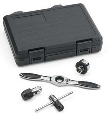 Gearwrench 3880 5 Piece Gearwrench Tap And Die Adapter Set