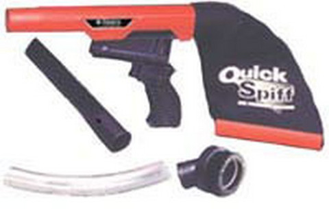 Unitec Tool Corp. QS9000 Quickspiff Air Powered Vacuum