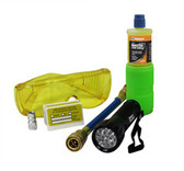 Mastercool 53597 Ac Leak Preventative 17 Led Uv Flashlight Kit
