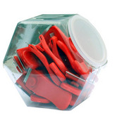 E-Z Red MS400-20PK Razor Scraper Display Bowl