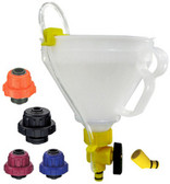 CTA Tools 7088 Coolant Filling Kit With Universal Adapter