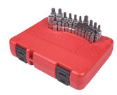 Sunex Tools 9934 34 Piece Master Star Socket Set