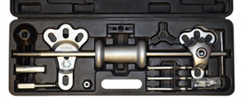 Cal Van Tools 956 9-Way Slide Hammer Puller Set