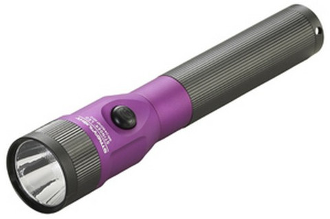 Streamlight 75647 Purple Led Stinger And Battery Only