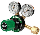 Firepower 0781-9400 G250 Medium Duty Oxygen Regulator