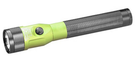Streamlight 75637 Lime Green Stinger Ds Led With One Battery Only