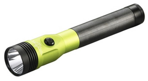 Streamlight 75479 Lime Stinger Led Hl Flashight With Battery Only 640 Lumen