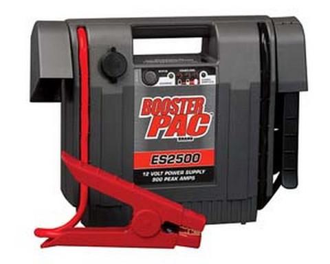 Clore Automotive ES2500K 12 Volt Portable Battery Booster Pack