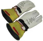OTC 3991-12 Large Class O Glove And Leather Protective Glove Set