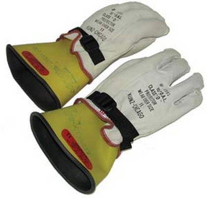 OTC 3991-12 Large Class O Glove And Leather Protective Glove Set