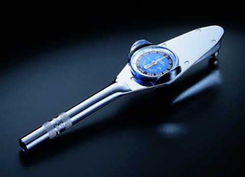 "Precision Instruments D2F50FM 3/8"" Dr Dial Torque Wrench 10-50 Ft/Lb"
