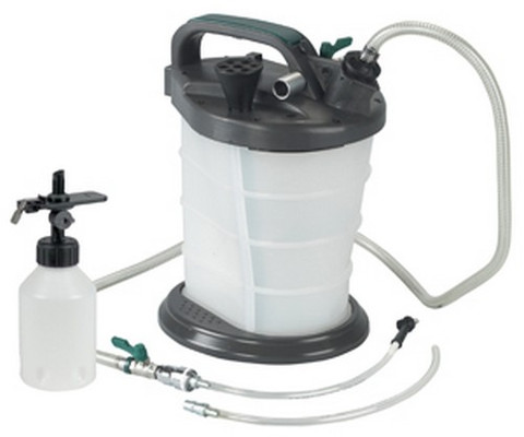 OTC 8101-SET Brake Bleeder/Fluid Evacuator With Auto Filler Set