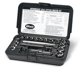 Blair 11099 Rotobroach Sae Master Kit With 16 Sizes