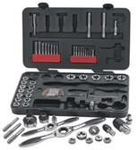Gearwrench 82810 65 Piece Metric Tap And Die Set