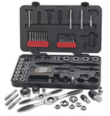 Gearwrench 82811 65 Piece Sae Tap And Die Set