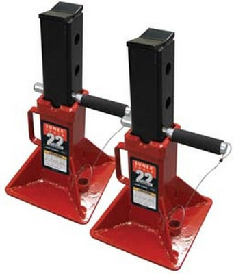 Sunex Tools 1522 22 Ton Jack Stands (Pair)
