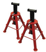 Sunex Tools 1310 10 Ton Medium Height Pin Type Jack Stands (Pair)