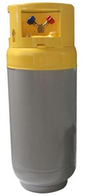 Mastercool 68010 100 Lbs Refrigerant Recovery Tank