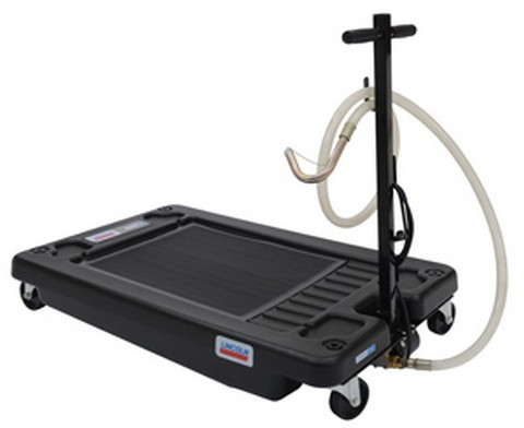 Lincoln Industrial 3669 17 Gallon Truck Drain With Electric Pump