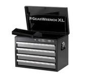 "Gearwrench 83154 26"" 4 Drawer Top Chest Tool Box Free Factory Drop Ship"