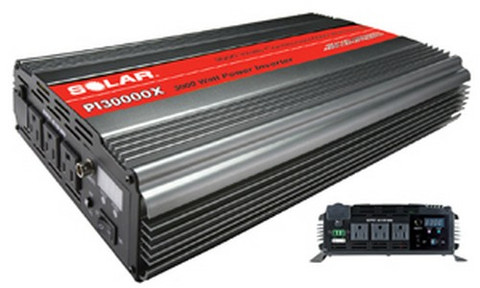 Clore Automotive PI30000X 3000 Watt Power Inverter