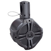 "Power Acoustik MWT65T Marine 6.5"" Wake Tower Speaker Titanium Each"