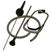 Lisle 52750 Stethoscope Kit, for Mechanical and Air Induced Sounds