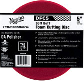 "Meguiars DFC5 5"" DA Foam Cutting Disc"