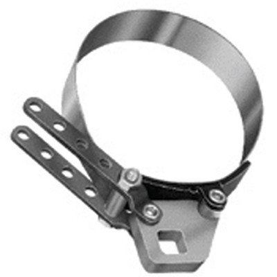 "Lisle 53100 Oil Filter Wrench 4-3/8"" to 5-5/8"", 1/2"" Drive"