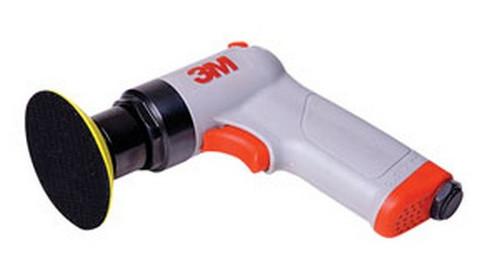 3M 28353 3M™ Random Orbital Pistol Grip Sander, 3 in 1/8 in Orbit