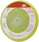 3M 5783 Hookit Pad D/F, 8 in x 5 bolt hole