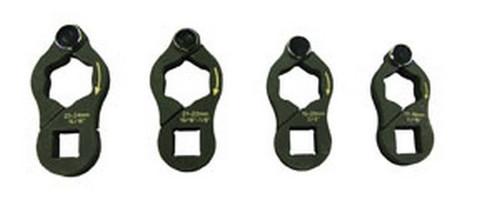 EZ Red BSS2 4 Pc. Butterfly Socket Set, Medium