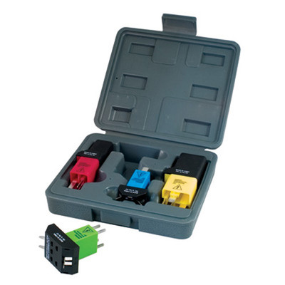 Lisle 56810 Relay Test Jumper Set 4 Piece