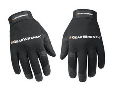 GearWrench 86990 Mechanic's Gloves, Large