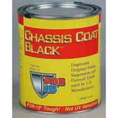 POR-15 41304 Chassis Coat Black - Quart